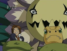 List of Digimon Data Squad episodes 16