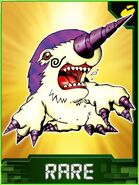 NiseDrimogemon Collectors Rare Card