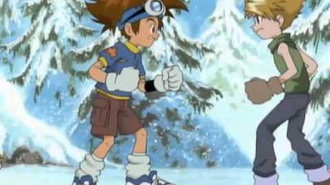 Digimon Adventure - Capitulo 9 (Completo, Español latino)