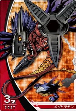 Megadramon 3-028 (DCr)