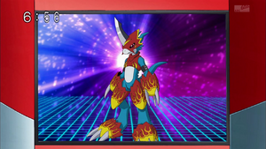 DataCollection-Flamedramon