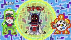 DigimonIntroductionCorner-Kotemon 1