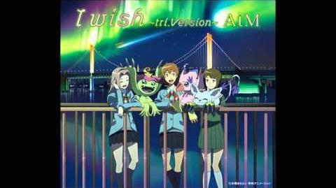 Digimon Adventure Tri I Wish -Tri Version-