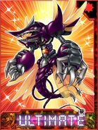TyrantKabuterimon Collectors Ultimate Card