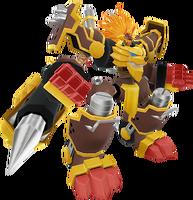 HeavyLeomon ra