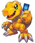 Agumon Digimon Card Game (2020) b