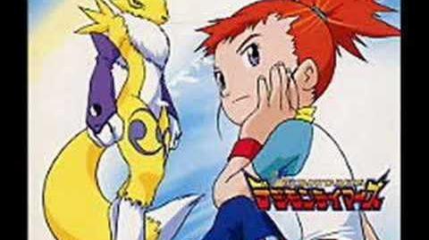 Digimon Tamers Best Tamer 2 Makino Ruki