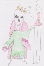 SkullCaliphmon