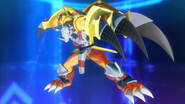 War Greymon (Appli Monsters)