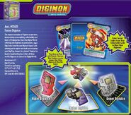 Digimon Force Three 3