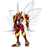 Gallantmon Crimson Mode dm