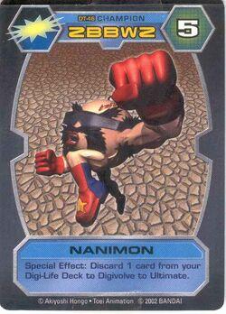 Nanimon DT-46 (DT)