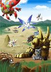 Digimon Pendulum Z (Nature Spirits Report) b