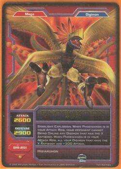 Phoenixmon DM-251 (DC)