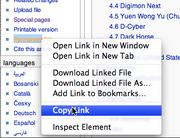 Copyhelp right click copy