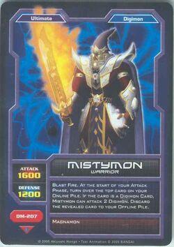 Mistymon DM-207 (DC)