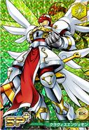 ClavisAngemon Crusader card