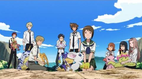 Digimon Adventure tri. 5 Kyousei Anime Film PV September 30