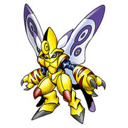 Butterflamon b
