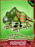 Chamelemon Collectors Armor Card