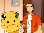 Masaru Agumon savers