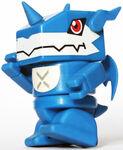 ExVeemon Batokoro toy