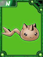 Cocomon collectors card