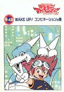 List of Digimon Adventure V-Tamer 01 chapters 13