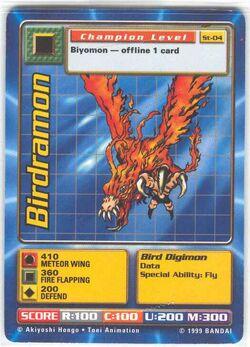 Birdramon St-04 (DB)