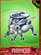 Searchmon Collectors Armor Card