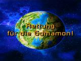Rettung für die Gomamon