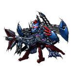MetalGreymon Cyberdramon b