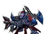 MetalGreymon Cyberdramon