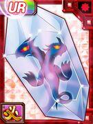 Moonmillenniumon ex collectors card
