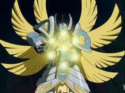 Seraphimon 7 Cielos