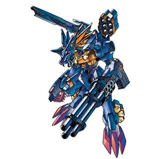 MetalGarurumon X b