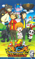 List of Digimon Frontier episodes DVD 02