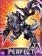 MetalTyranomonX Collectors Perfect Card