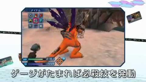 PSP「デジモンワールド リ:デジタイズ」プレイ動画(4)