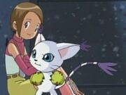 Kari and Gatomon