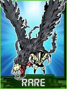 Saberdramon Collectors Rare Card