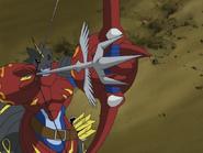 4-40 Sagittarimon's Judgement Arrow