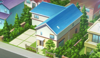 8-02 Haru's Home