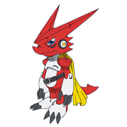 Shoutmon (Anime) (Partie III)