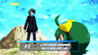 Appli Monsters - 12 - Französisch