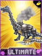 Ultimate Brachimon Collectors Ultimate Card