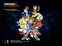 Digimon Battle