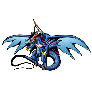 Wingdramon b