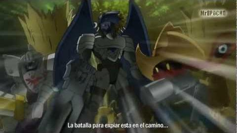 Digimon Xros Wars - X4B The Guardian (Sub Español)