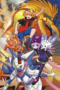 Digimonstory sbml